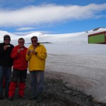 Livingston island, Antarctica
